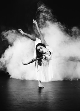 Dance Studies Tour Photoshoot - The Amber Spark