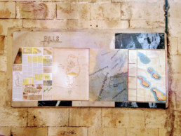 Fleeting Territories - Mapping Malta - The Amber Spark